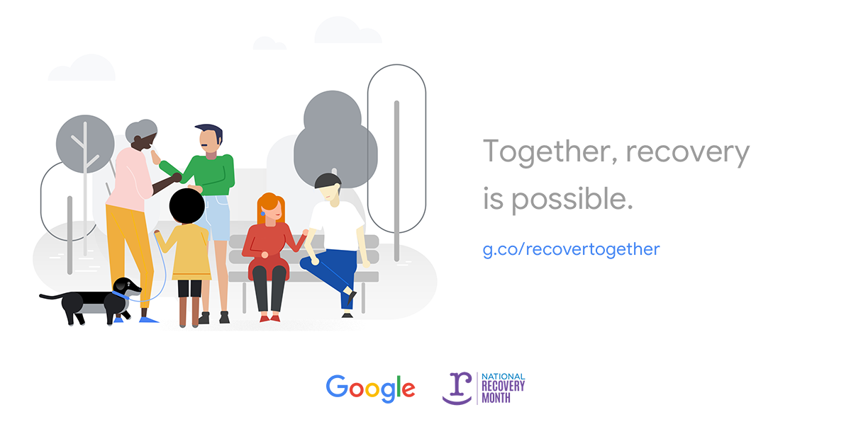 Recovery – Google Recover Together